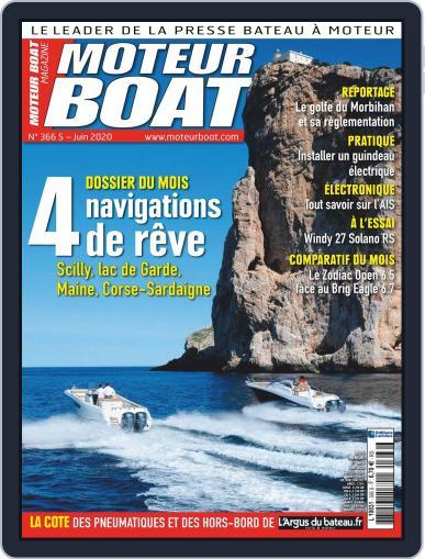 Moteur Boat June 1st, 2020 Digital Back Issue Cover