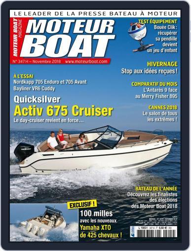 Moteur Boat November 1st, 2018 Digital Back Issue Cover