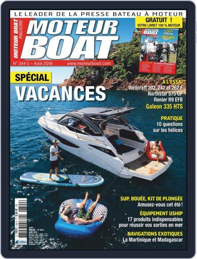 Moteur Boat August 1st, 2018 Digital Back Issue Cover