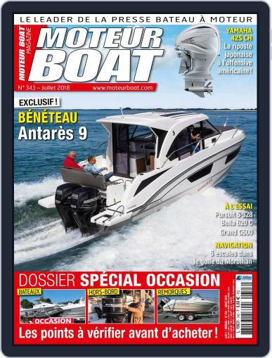 Moteur Boat June 7th, 2018 Digital Back Issue Cover