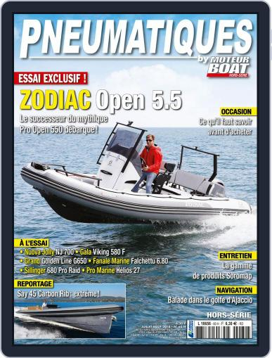 Moteur Boat May 29th, 2018 Digital Back Issue Cover