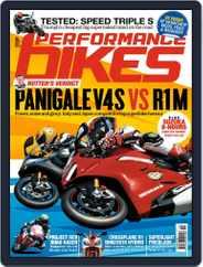Performance Bikes Magazine (Digital) Subscription October 1st, 2018 Issue