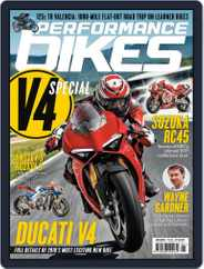 Performance Bikes Magazine (Digital) Subscription January 1st, 2018 Issue