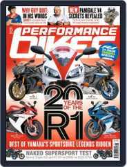 Performance Bikes Magazine (Digital) Subscription November 1st, 2017 Issue