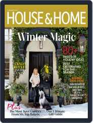 House & Home (Digital) Subscription November 1st, 2019 Issue