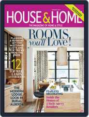 House & Home (Digital) Subscription February 1st, 2019 Issue