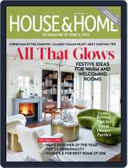 House & Home (Digital) Subscription December 1st, 2018 Issue