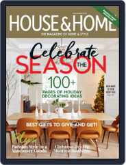 House & Home (Digital) Subscription November 1st, 2018 Issue