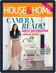 House & Home (Digital) Subscription September 1st, 2018 Issue