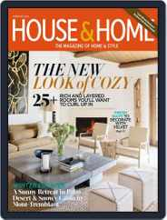 House & Home (Digital) Subscription February 1st, 2018 Issue