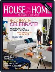 House & Home (Digital) Subscription December 1st, 2017 Issue