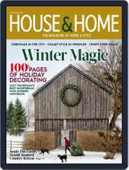 House & Home (Digital) Subscription November 1st, 2017 Issue