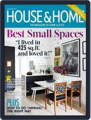 House & Home (Digital) Subscription September 1st, 2017 Issue