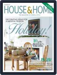 House & Home (Digital) Subscription November 12th, 2016 Issue