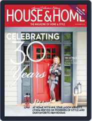 House & Home (Digital) Subscription October 8th, 2016 Issue
