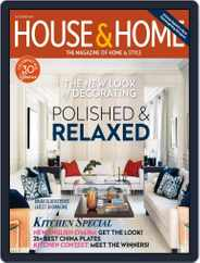 House & Home (Digital) Subscription September 10th, 2016 Issue