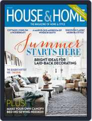 House & Home (Digital) Subscription June 4th, 2016 Issue