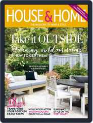 House & Home (Digital) Subscription April 2nd, 2016 Issue