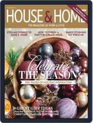House & Home (Digital) Subscription November 7th, 2015 Issue