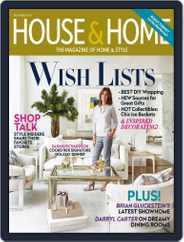 House & Home (Digital) Subscription October 3rd, 2015 Issue