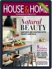 House & Home (Digital) Subscription September 5th, 2015 Issue