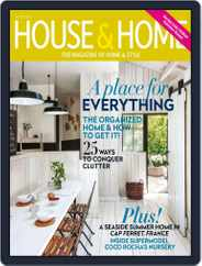 House & Home (Digital) Subscription July 4th, 2015 Issue