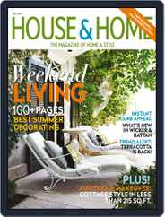 House & Home (Digital) Subscription June 8th, 2015 Issue
