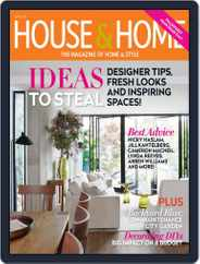 House & Home (Digital) Subscription May 2nd, 2015 Issue