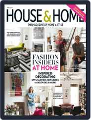 House & Home (Digital) Subscription April 1st, 2015 Issue