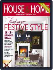House & Home (Digital) Subscription October 3rd, 2014 Issue