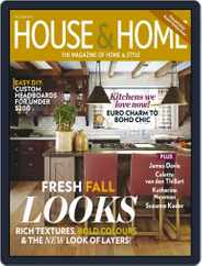 House & Home (Digital) Subscription August 30th, 2014 Issue