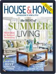 House & Home (Digital) Subscription May 31st, 2014 Issue