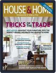 House & Home (Digital) Subscription March 8th, 2014 Issue