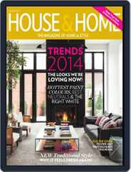 House & Home (Digital) Subscription December 9th, 2013 Issue