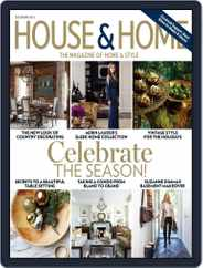 House & Home (Digital) Subscription November 9th, 2013 Issue