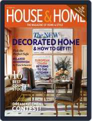 House & Home (Digital) Subscription August 31st, 2013 Issue