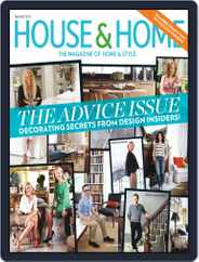 House & Home (Digital) Subscription June 29th, 2013 Issue