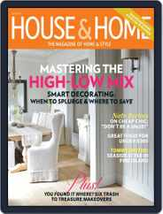 House & Home (Digital) Subscription May 4th, 2013 Issue