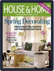 House & Home (Digital) Subscription March 9th, 2013 Issue