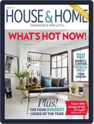 House & Home (Digital) Subscription December 8th, 2012 Issue