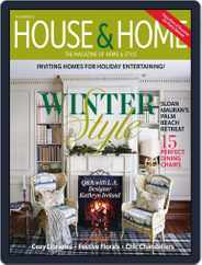 House & Home (Digital) Subscription November 10th, 2012 Issue