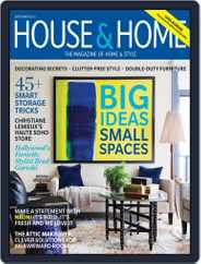 House & Home (Digital) Subscription July 28th, 2012 Issue