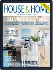 House & Home (Digital) Subscription June 2nd, 2012 Issue