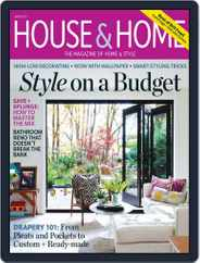 House & Home (Digital) Subscription May 5th, 2012 Issue