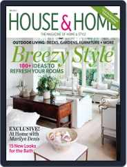 House & Home (Digital) Subscription April 7th, 2012 Issue