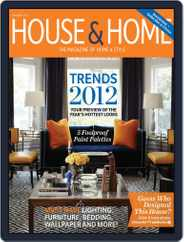 House & Home (Digital) Subscription December 10th, 2011 Issue