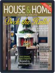 House & Home (Digital) Subscription November 12th, 2011 Issue