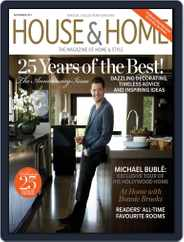 House & Home (Digital) Subscription October 8th, 2011 Issue
