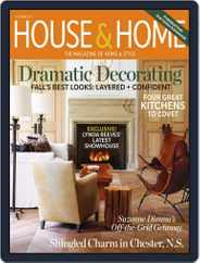 House & Home (Digital) Subscription September 3rd, 2011 Issue