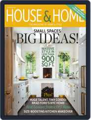 House & Home (Digital) Subscription July 30th, 2011 Issue